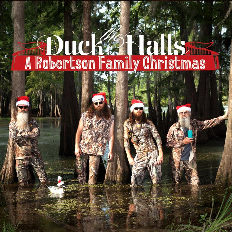 DUCK THE HALLS: A ROBERTSON FAMILY CHRISTMAS RELEASES SOON!