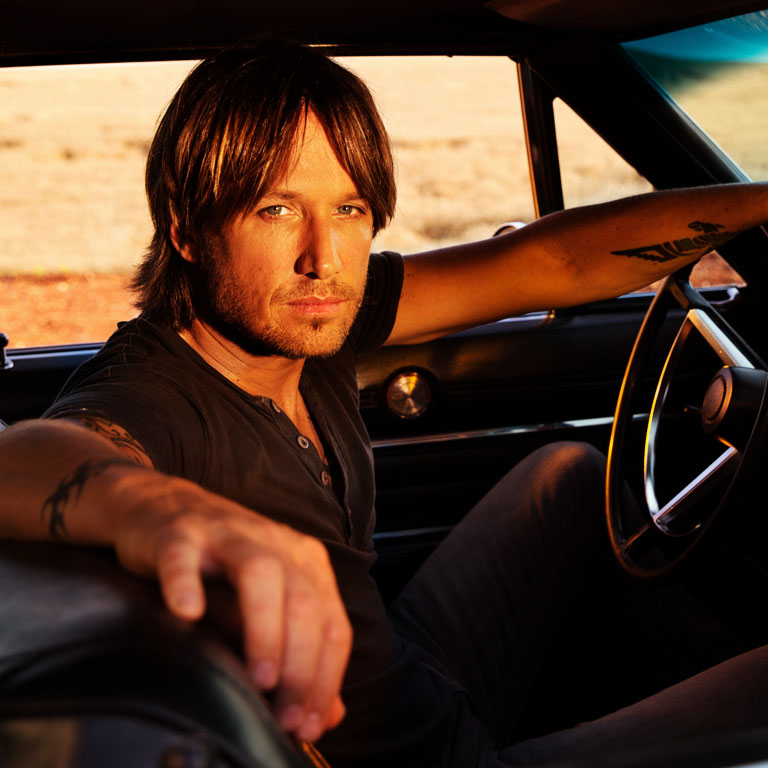 "KEITH URBAN'S ""WE WERE US"" FEATURING MIRANDA LAMBERT MARKS URBAN'S SIXTEENTH #1"