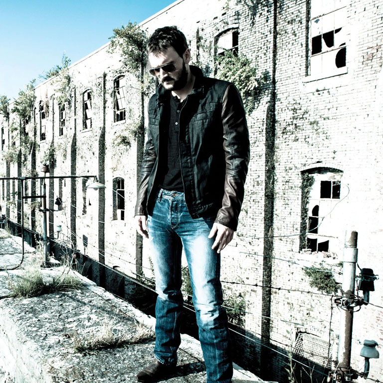"Eric Church Releases New Single ""The Outsiders"""