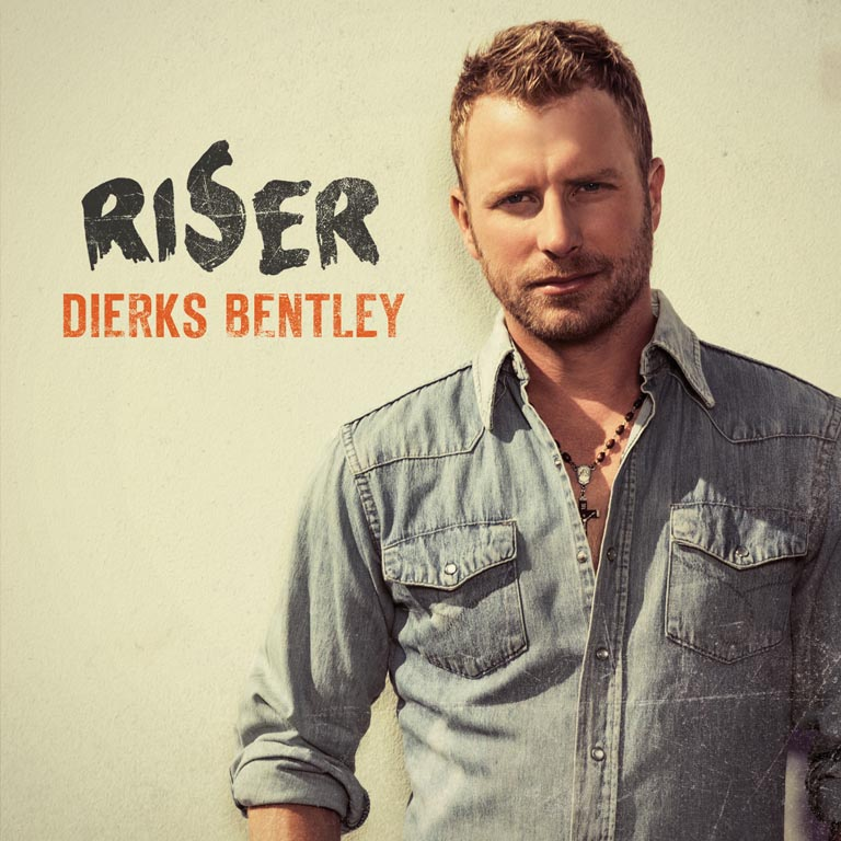 DIERKS BENTLEY TO RELEASE  SEVENTH STUDIO ALBUM – RISER – ON FEB. 25