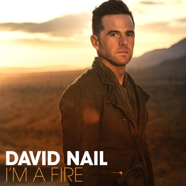 DAVID NAIL'S HIGHLY ANTICIPATED NEW ALBUM I'M A FIRE IN STORES NOW