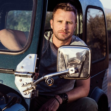 "DIERKS BENTLEY GOES FOR MILE HIGH FLIGHT ATTENTION WITH NEW SINGLE  ""DRUNK ON A PLANE"""
