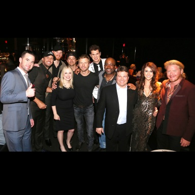 UMG Nashville Wins Big At The 2014 ACM Awards