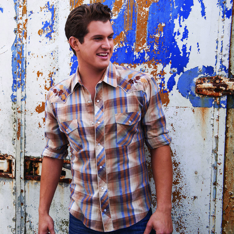 "JON PARDI RECEIVES GOLD PLAQUE FOR ""UP ALL NIGHT"""