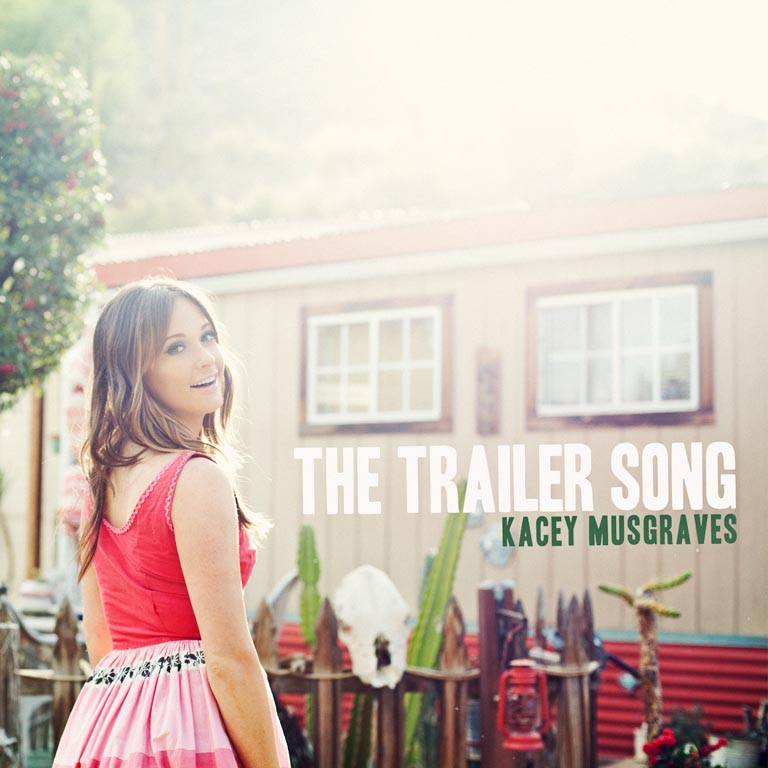"KACEY MUSGRAVES RELEASES NEW TUNE ""THE TRAILER SONG"""