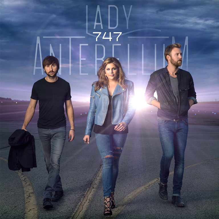 LADY ANTEBELLUM'S UPCOMING FIFTH STUDIO ALBUM 747 TOUCHES DOWN ON SEPT. 30