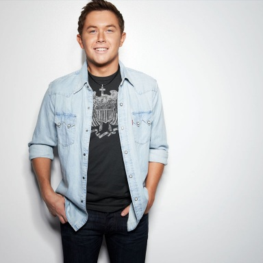 "SCOTTY McCREERY ANNOUNCED AS ""NATIONAL GOODWILL AMBASSADOR"" FOR THE 12.14 FOUNDATION IN NEWTOWN, CT"