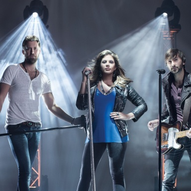 "LADY ANTEBELLUM DROPS FUNKY NEW SINGLE ""FREESTYLE"""