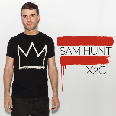 SAM HUNT'S FOUR-SONG ALBUM PREVIEW X2C AVAILABLE NOW