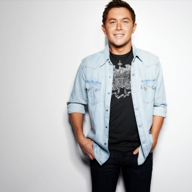 SCOTTY McCREERY SCORES THREE PLATINUM SINGLES