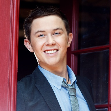 Scotty McCreery Spreading Christmas Cheer Amid Finals, Country Radio and Television Events