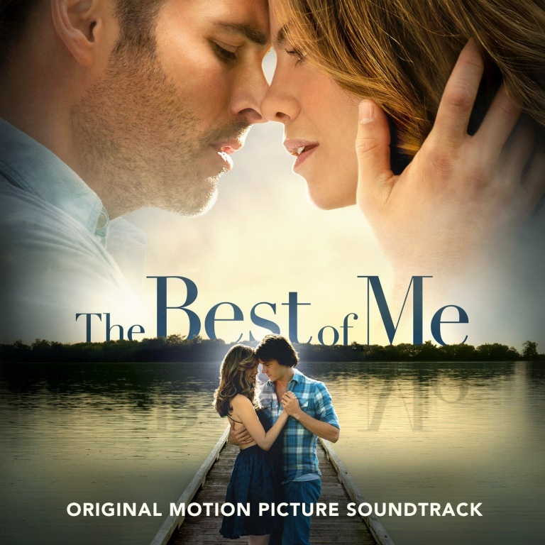 THE BEST OF ME SOUNDTRACK ARRIVES IN STORES TOMORROW