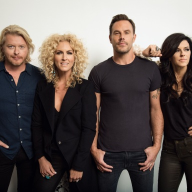 "ITTLE BIG TOWN STRIKES GOLD WITH NO. 1 ""DAY DRINKING"""