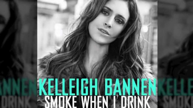 """Kelleigh Bannen – """"Smoke When I Drink"""" Available Now!"""