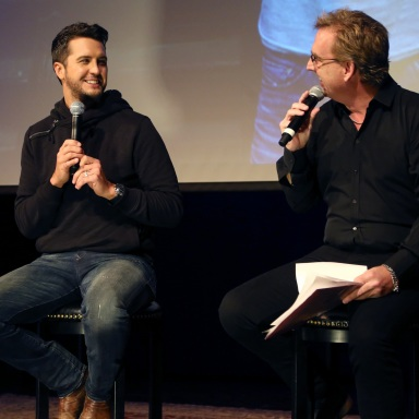 LUKE BRYAN ANNOUNCES PLANS FOR 2015