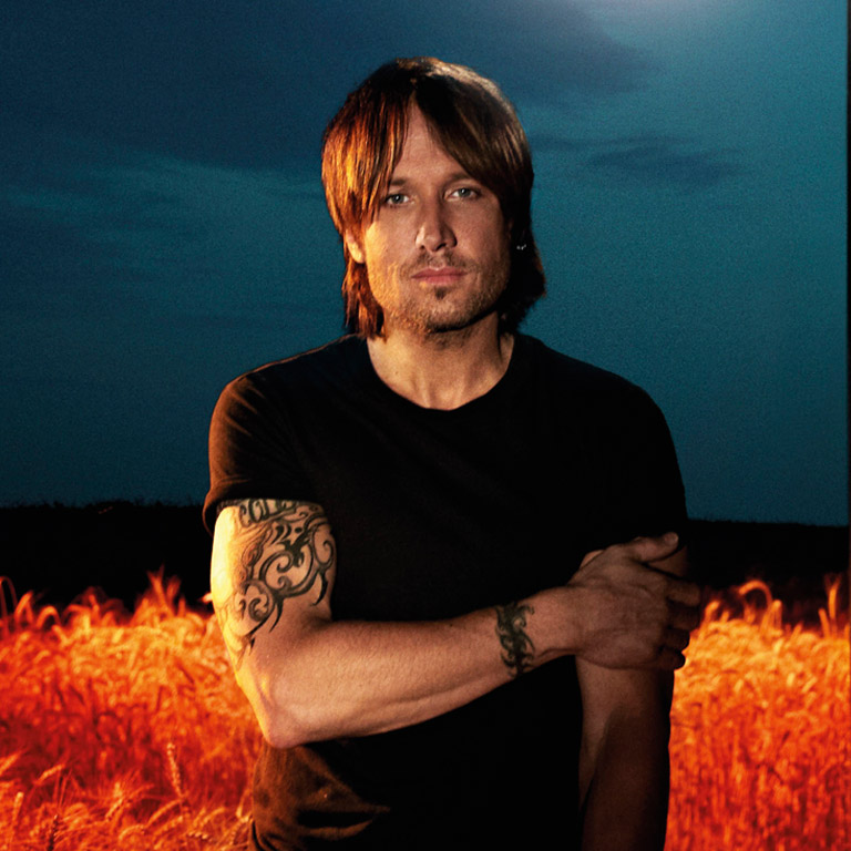 KEITH URBAN SCORES 18th #1