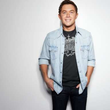 SCOTTY McCREERY WILL HIT THE ROAD WITH RASCAL FLATTS THIS SUMMER.
