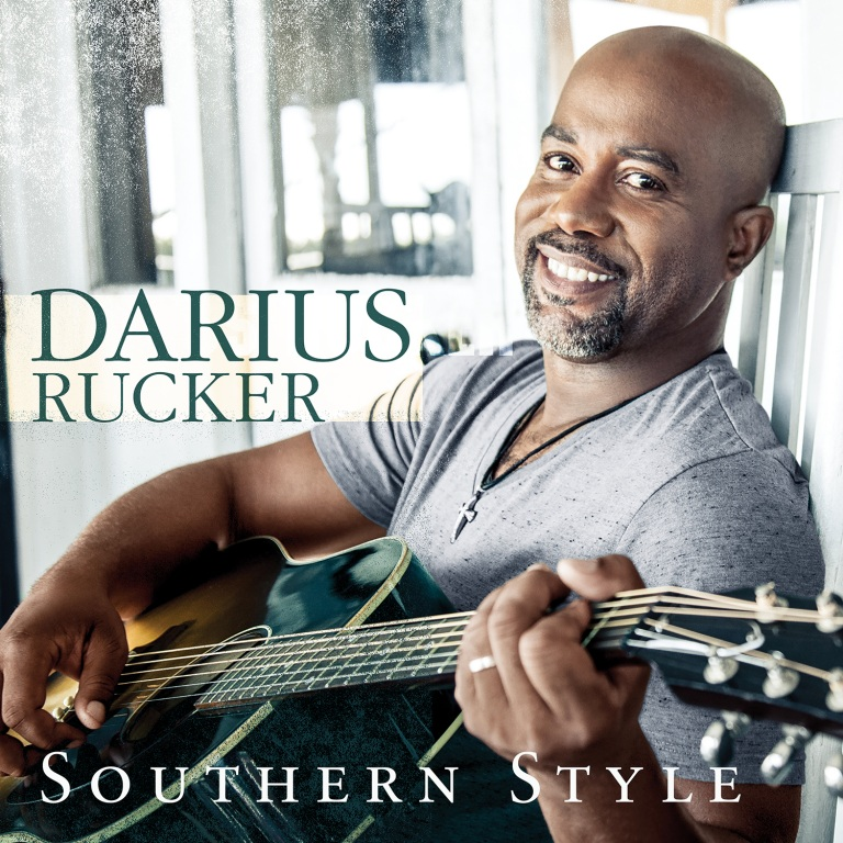 DARIUS RUCKER RELEASES SOUTHERN STYLE MARCH 31