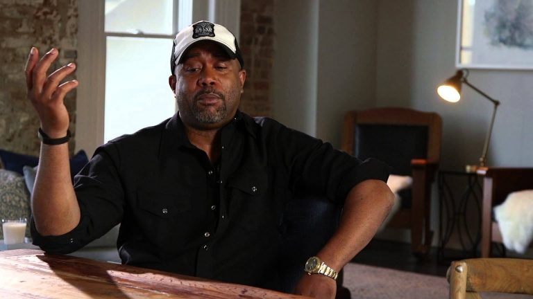 """Darius Rucker – Behind the Song: """"Southern Style"""""""
