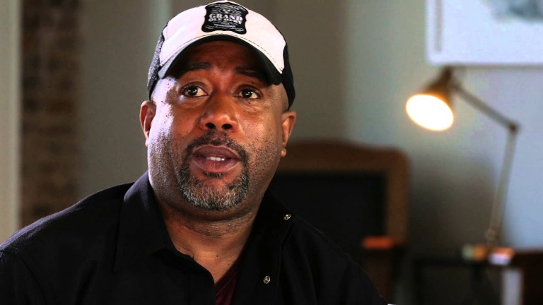 Darius Rucker – Growing Up in the South – 'Southern Style'