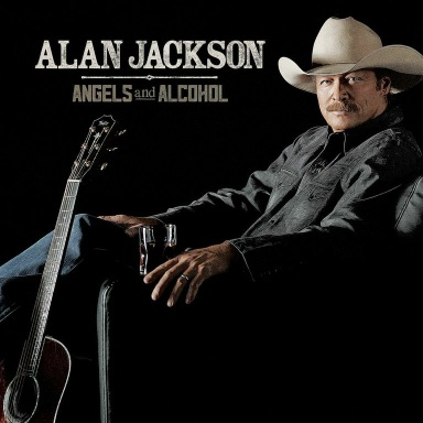 ALAN JACKSON TO RELEASE ANGELS AND ALCOHOL