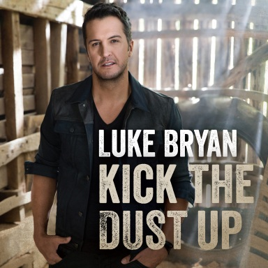 "Luke Bryan Releases New Single ""Kick The Dust Up"""