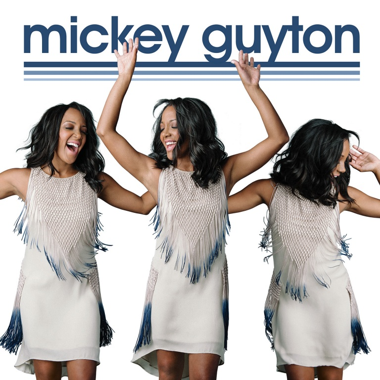 MICKEY GUYTON TO RELEASE SELF-TITLED EP MAY 26