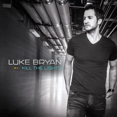 "LUKE BRYAN ANNOUNCES NEW ALBUM ""Kill The Lights"""