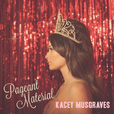 KACEY MUSGRAVES' PAGEANT MATERIAL DEBUTS  NO. 1 ON BILLBOARD COUNTRY ALBUMS CHART