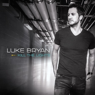 LUKE BRYAN KICKS OFF KILL THE LIGHTS ALBUM LAUNCH WEEK WITH #1 SINGLE