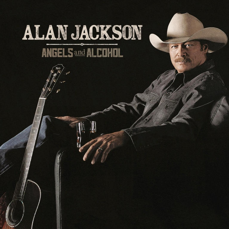 "Alan Jackson's ""Angels and Alcohol"" Debuts at No. 1 on The Billboard Country Albums Chart"