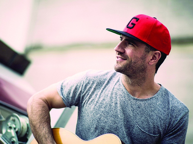 "SAM HUNT'S ""HOUSE PARTY"" GOES PLATINUM AND TOPS COUNTRY RADIO"