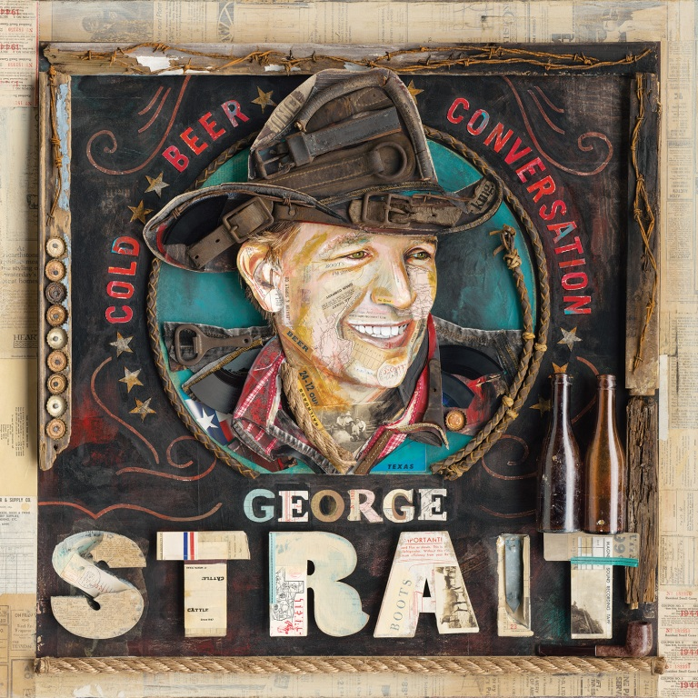 GEORGE STRAIT TO RELEASE NEW ALBUM COLD BEER CONVERSATION