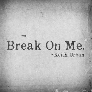 KEITH URBAN REVEALS NEW SINGLE TO FANS