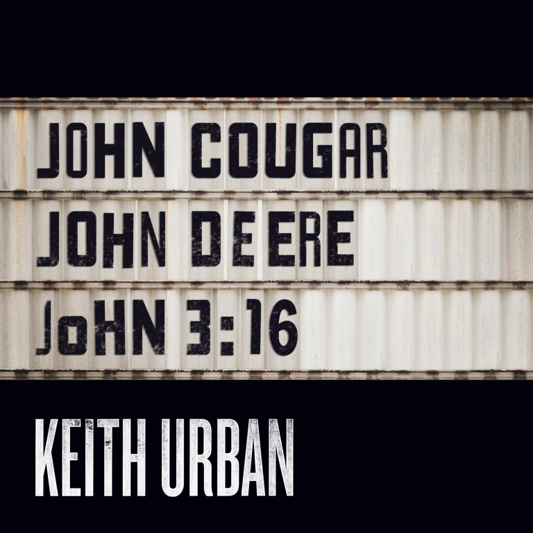 """JOHN COUGAR, JOHN DEERE, JOHN 3:16"" SETS HISTORIC COUNTRY RADIO MARK"