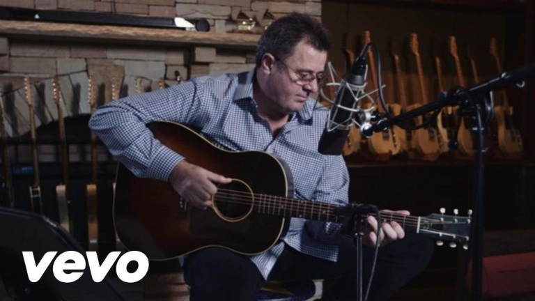 Vince Gill – Me And My Girl (Acoustic)