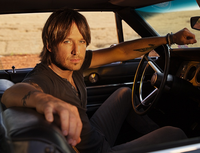 """KEITH URBAN'S""""RIPCORD"""" SET FOR MAY 6TH RELEASE"""