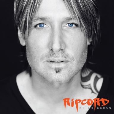 KEITH URBAN'S NEW ALBUM RIPCORD TRACK LISTING, PRE-ORDER AND ALBUM ARTWORK REVEALED