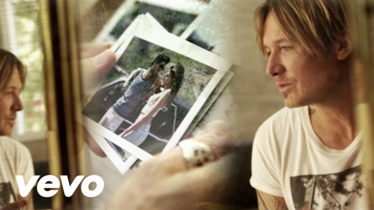 Keith Urban – Wasted Time