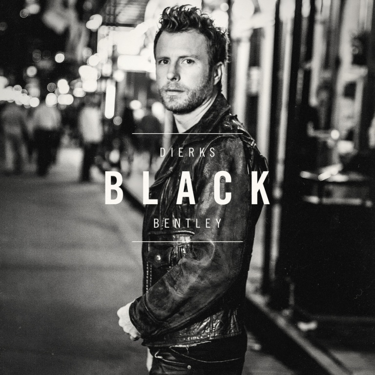 "DIERKS BENTLEY'S ""BLACK"" CLINCHES NO. ONE SPOT ON THE BILLBOARD TOP ALBUMS AND THE BILLBOARD COUNTRY ALBUMS CHART AND BOASTS THE TOP SALES WEEK OF HIS CAREER"