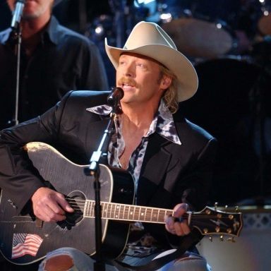 ALAN JACKSON PART OF NEW ROCK & ROLL HALL OF FAME EXHIBIT!