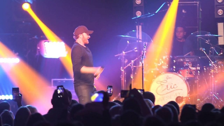 Eric Paslay – Creating Music (Music Row Takeover: Episode 3)