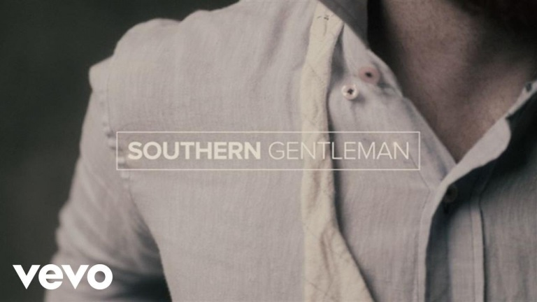 Luke Bryan – Southern Gentleman (Lyric Video)