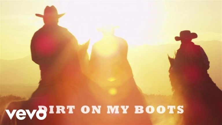 Jon Pardi – Dirt On My Boots (Lyric Video)