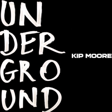 KIP MOORE DIGS DEEP WITH GRITTY  UNDERGROUND EP SLATED FOR  RELEASE ON OCT. 28